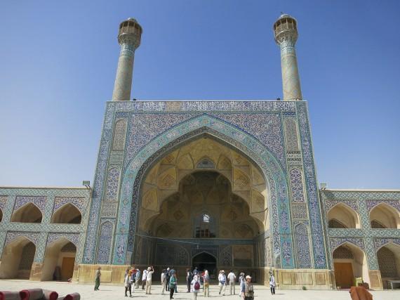 06 Moschee außen