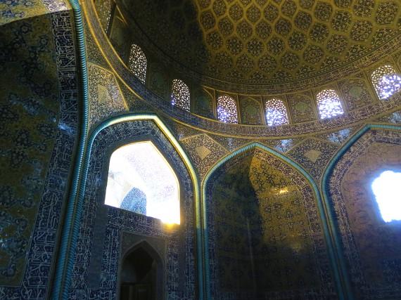 07 Moschee innen